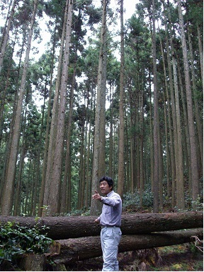 森林塾 かずさの森塾長